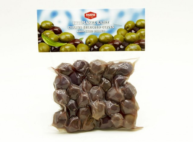 Cyprus Selected Olives